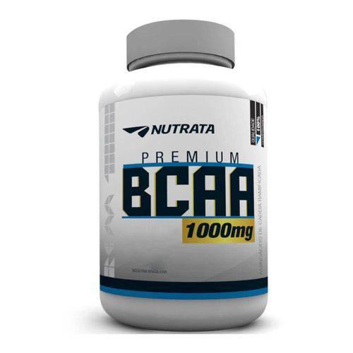 Bcaa 1g 60 Tabletes - Nutrata
