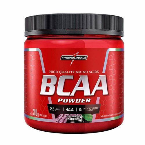 BCAA 4:1:1 Powder 200g Jabuticaba - IntegralMedica