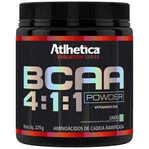 BCAA 4:1:1 POWDER (225G) ATLHETICA NUTRITION Limão
