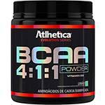 BCAA 4:1:1 Powder Vitamin B6 Limão Evolution Series 225g - Atlhetica