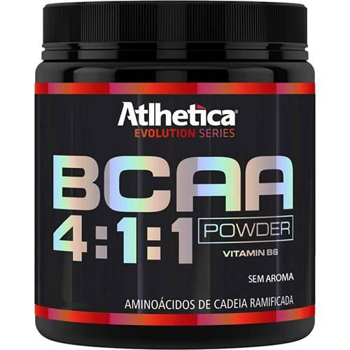 BCAA 4:1:1 Power Evolution Series Natural 225g - Atlhetica