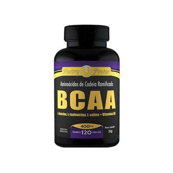 BCAA 4:1 Nutry Power 120 Cápsulas