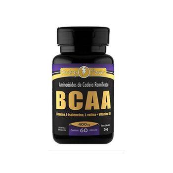 BCAA 4:1 Nutry Power 60 Cápsulas