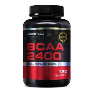 BCAA 2400 (120tabs) - Probiotica 120tabs