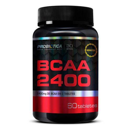 Bcaa 2400 (60 Caps) Probiotica