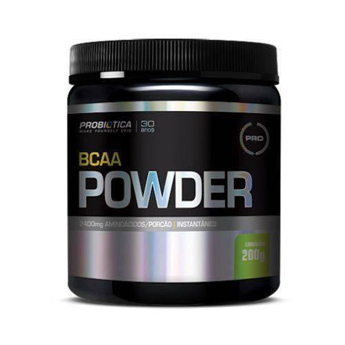 Bcaa 2400 Powder 200g Limonada Probiótica