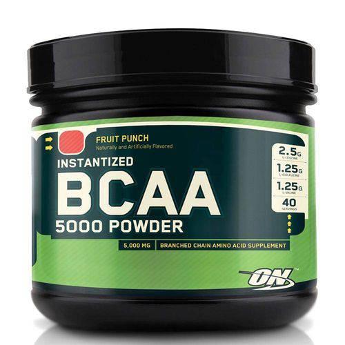 BCAA 5000 Powder 380g Laranja