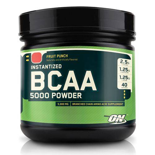 Bcaa 5000 Powder - Optimum Nutrition (380g)