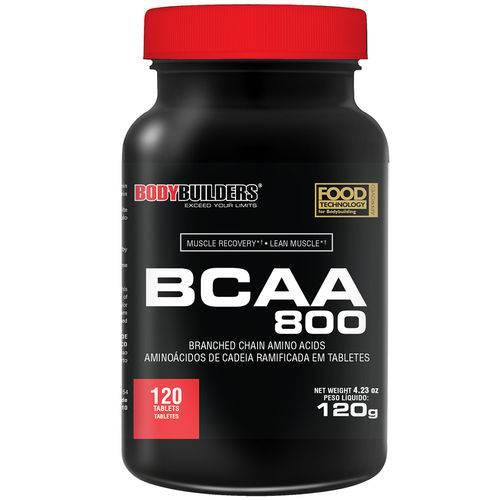 BCAA 800 120 Tabs - Bodybuilders