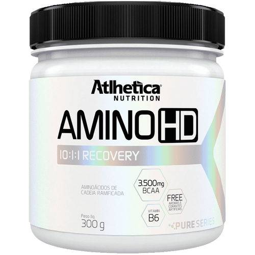 Pure Series Amino Hd 10:1:1 Melancia 300g - Athletica