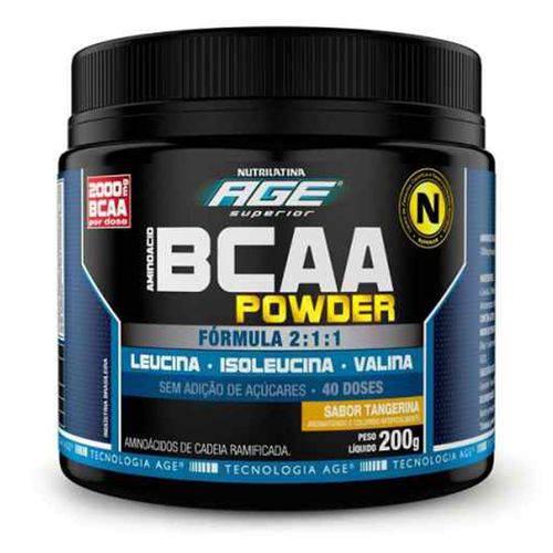 BCAA Powder 200g Age Nutrilatina