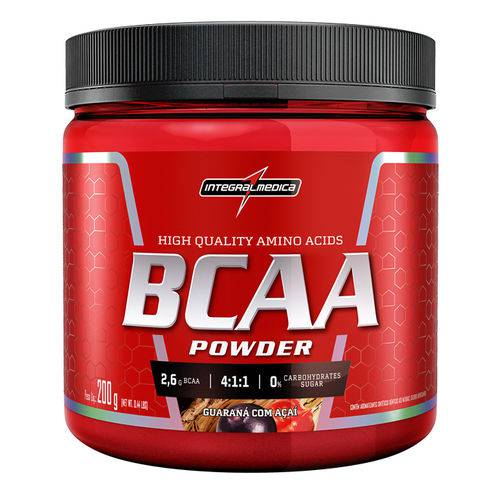 Bcaa Powder (200g) - Integralmedica