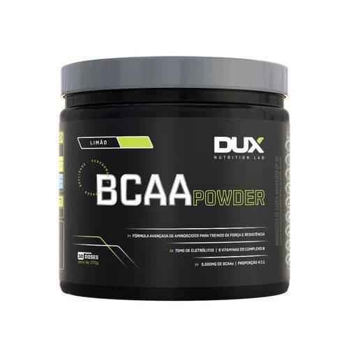 Bcaa Powder (200g) Limão - Dux Nutrition