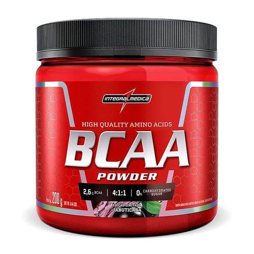 Bcaa Powder 4:1:1 200G - Integralmédica - Açai com Guaraná