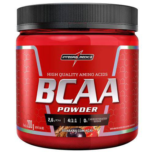 BCAA Powder Guaraná com Açaí