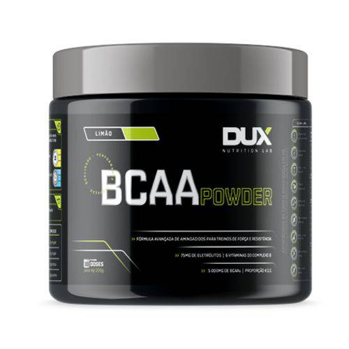 BCAA Powder - Pote 200g - Dux Nutrition