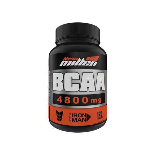 Bcaa Power 4800mg 120 Tabletes - New Millen