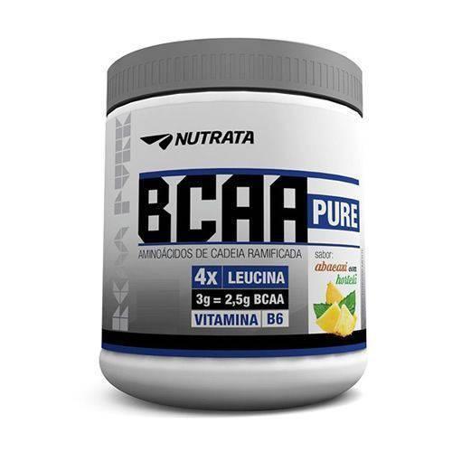 BCAA Pure - 150g Abacaxi com Hortelã - Nutrata