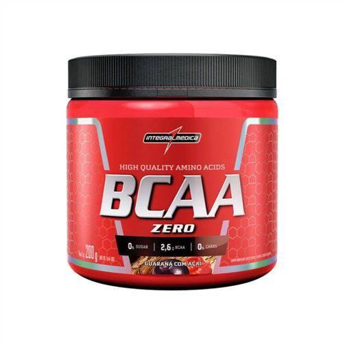 Bcaa Zero 200g - Guaraná com Açaí - Integralmedica