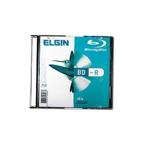 Bd-R 25gb Elgin - Envelope com 1 Unidade