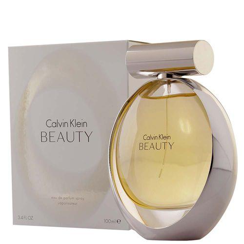 Beauty By Calvin Klein For Women Eau de Parfum Feminino 100 Ml