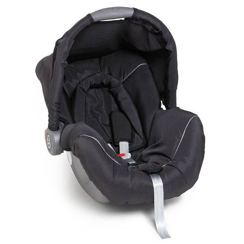 Bebê Conforto 0 a 13 Kg Galzerano Piccolina Preto/cinza