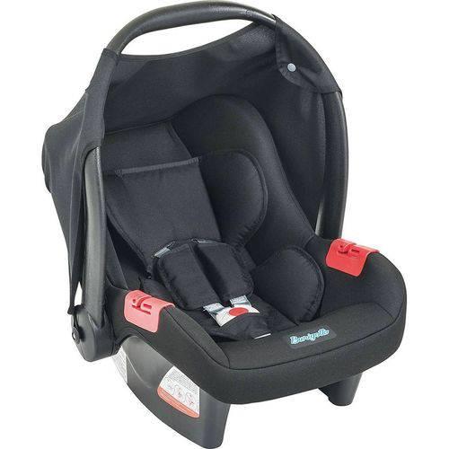 Bebê Conforto Burigotto Tauring Evolution se Preto para Criancas de 0 a 13 Kg - Ixau3044pr