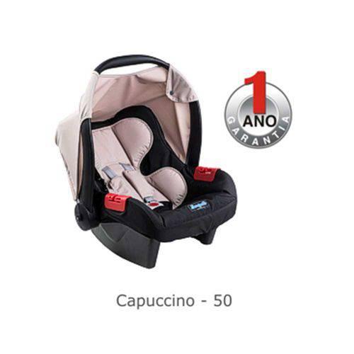Bebê Conforto Burigotto Touring Evolution Capuccino para Crianças Até 13kg