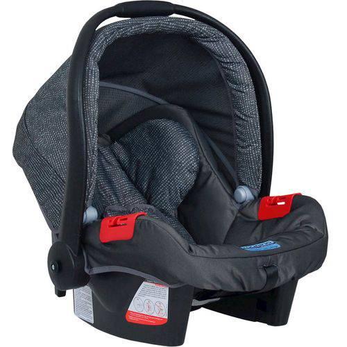 Bebê Conforto Burigotto Touring Evolution - Preto/sidney - Grupo 0+: Até 13 Kg