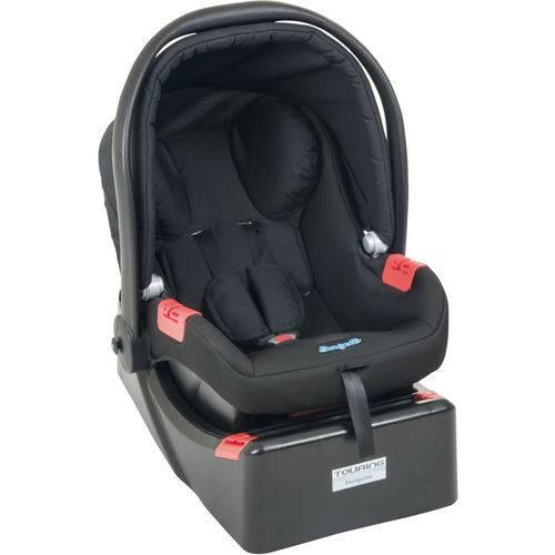 Bebê Conforto Burigotto Touring Evolution Preto