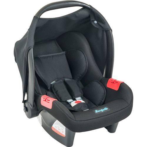 Bebê Conforto Burigotto Touring Evolution se - Preto - Grupo 0+: Até 13 Kg