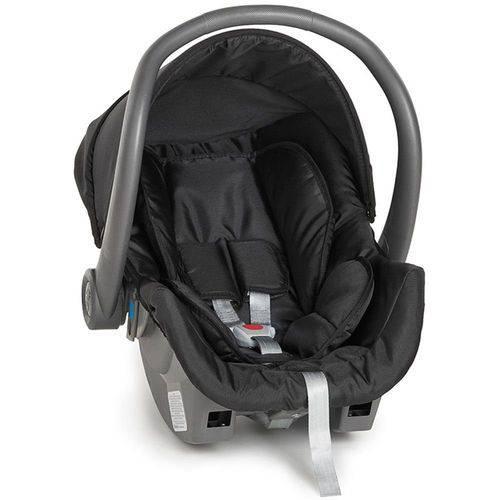 Bebê Conforto Cadeirinha Galzerano Cocoon Preto com Base 8181blg