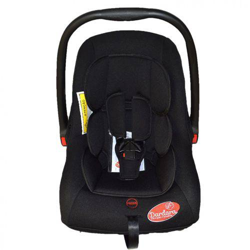 Bebê Conforto Carinhoso 0 a 13kg - Dardara - Preto