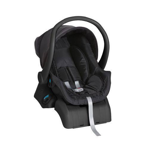Bebê Conforto Cocoon com Base Preto Galzerano