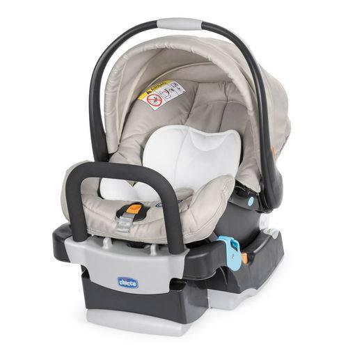 Bebê Conforto com Redutor Removível de 0 a 13 Kg - Keyfit Sandshell - Chicco