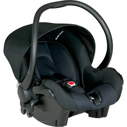 Bebê Conforto One Safe XM Full Black Safety 1st