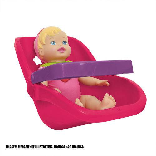 Bebê Conforto para Bonecas - Little Mommy - Fun