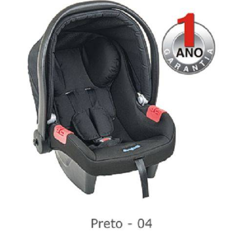 Bebê Conforto Touring Evolution -3042- 0 a 13 Kg - Preto – Burigotto