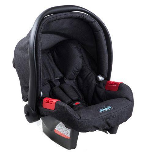 Bebê Conforto Touring Evolution Preto 0 à 13Kg - Burigotto