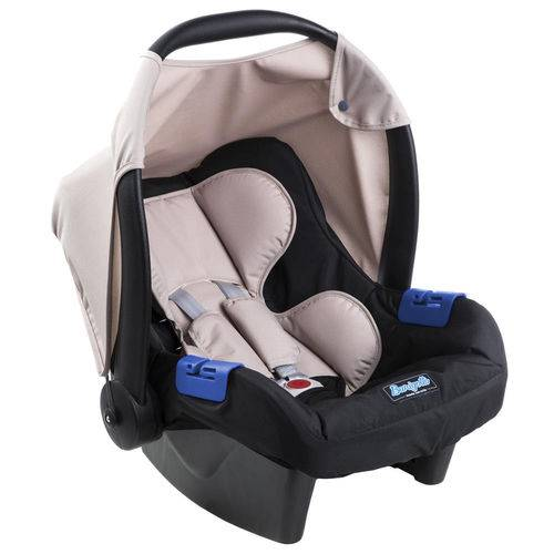 Bebê Conforto Touring Evolution se Cappuccino com Base - Burigotto