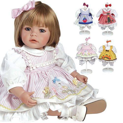 Bebe Reborn Adora Doll Pin a Four Seasons