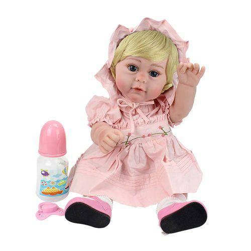 Bebe Reborn Laura Baby Mariana
