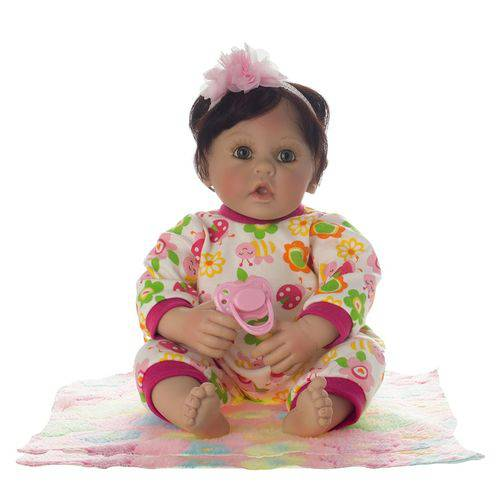 Bebe Reborn Laura Baby Nadia