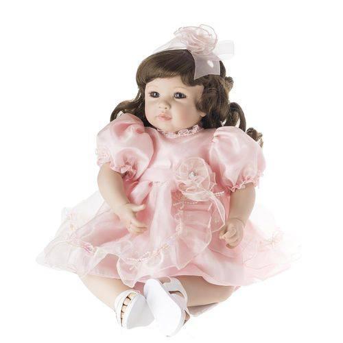 Bebe Reborn Laura Doll Pink Rose