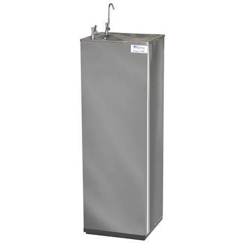 Bebedouro Coluna Pressão Aço Inox - 220v