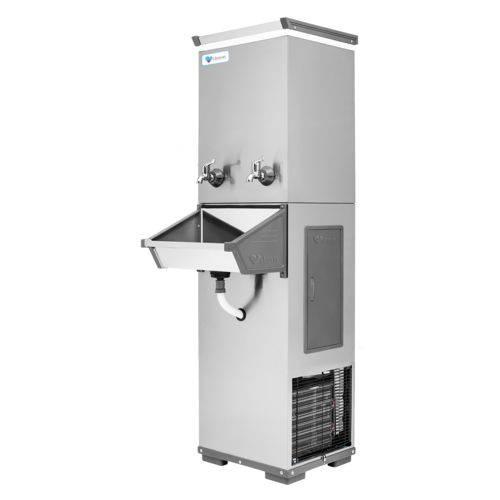 Bebedouro Industrial 50 Litros Aço Inox Canovas