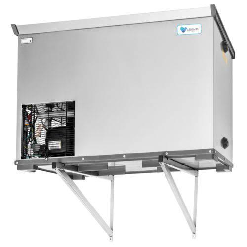 Bebedouro Industrial Suspenso 200 Litros em Inox 200 LS com Motor Compressor