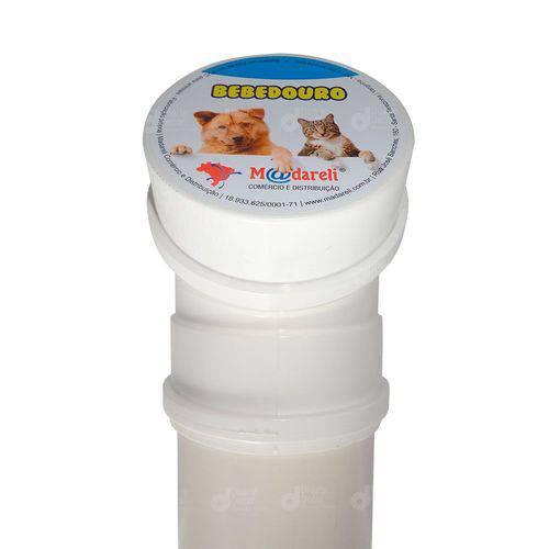 Bebedouro para Cães e Gatos em Pvc 90 Cm 6 Litros com Filtro