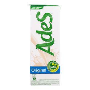 Bebida de Soja Ades Original 1 Litro