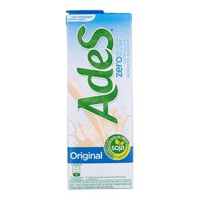 Bebida de Soja Ades Original Zero 1 Litro